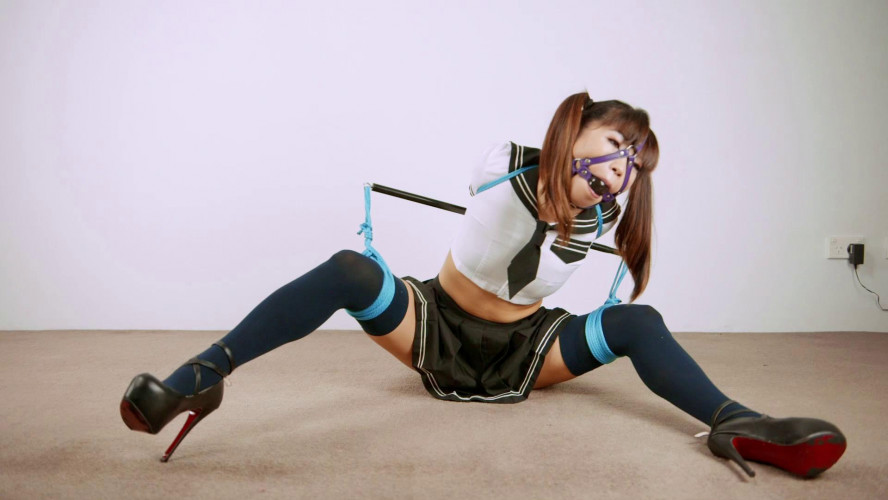 Asians BDSM Restricted Senses Beautifull Hot Sweet Unreal Magic Collection. Part 4.