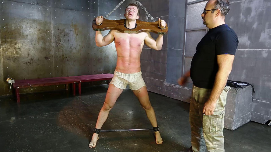 Gay BDSM Must be in captivity part 7