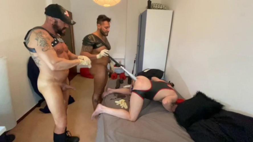 Gay BDSM RawFuckClub Darek Kraft & Viktor Rom - The Disciple