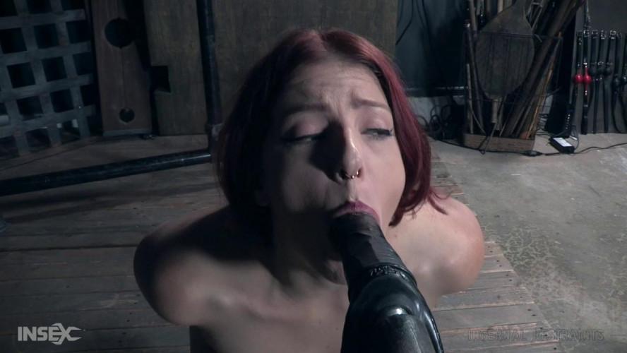 BDSM Kel Bowie - Kept Kel Pt .1 - 720p