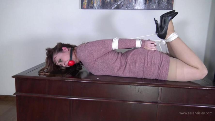 BDSM Serene Isley - Sweater Dress Damsel