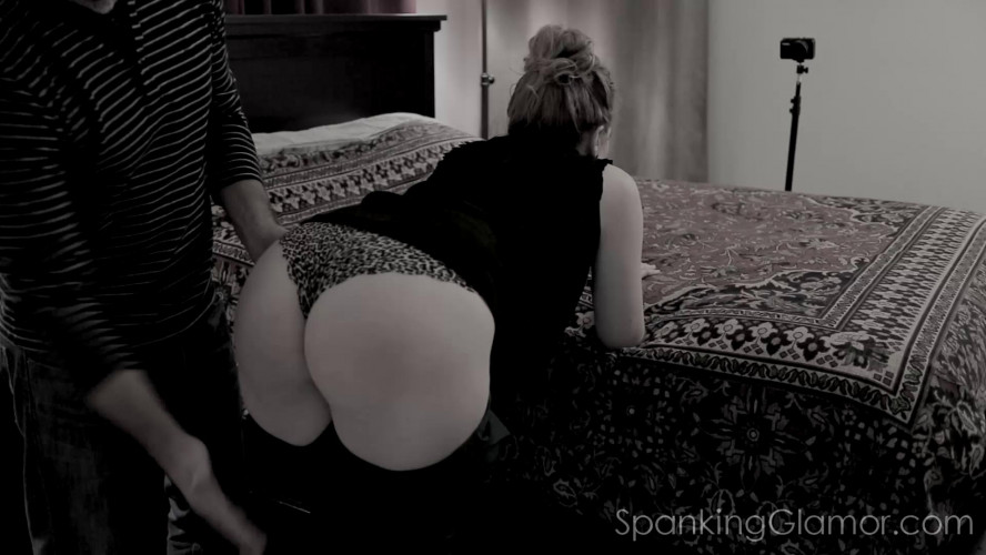 BDSM Spanking Glamor Video Set
