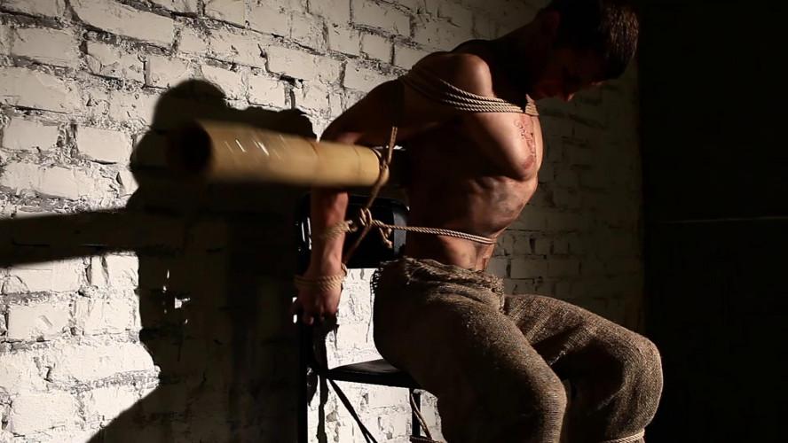 Gay BDSM Hardy Slave Zhenya - Final