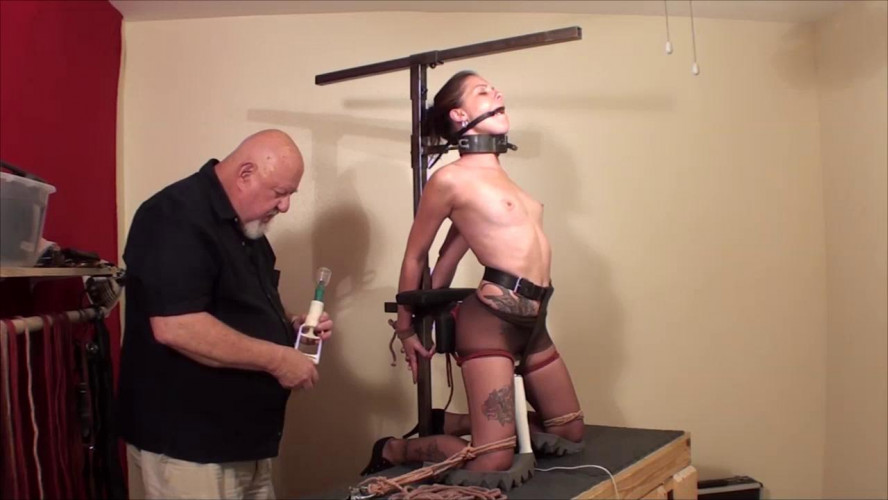 BDSM Art of the love in bondage part 2