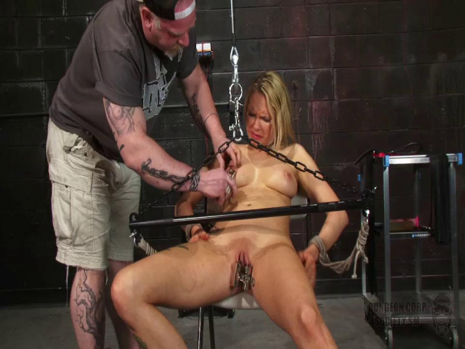 BDSM Playing with Rain part 3