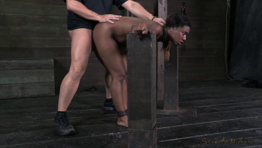 BDSM SexuallyBroken  Chanell Heart and  Matt Williams