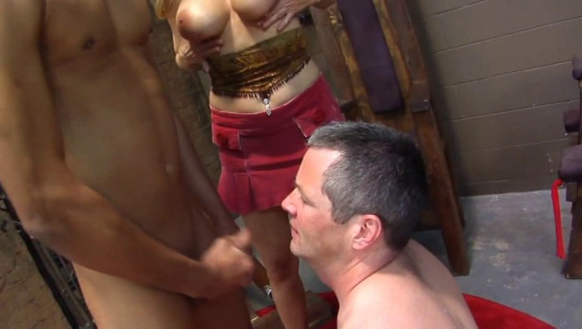 Femdom and Strapon Bitches Who  Hubby Bi vol.9