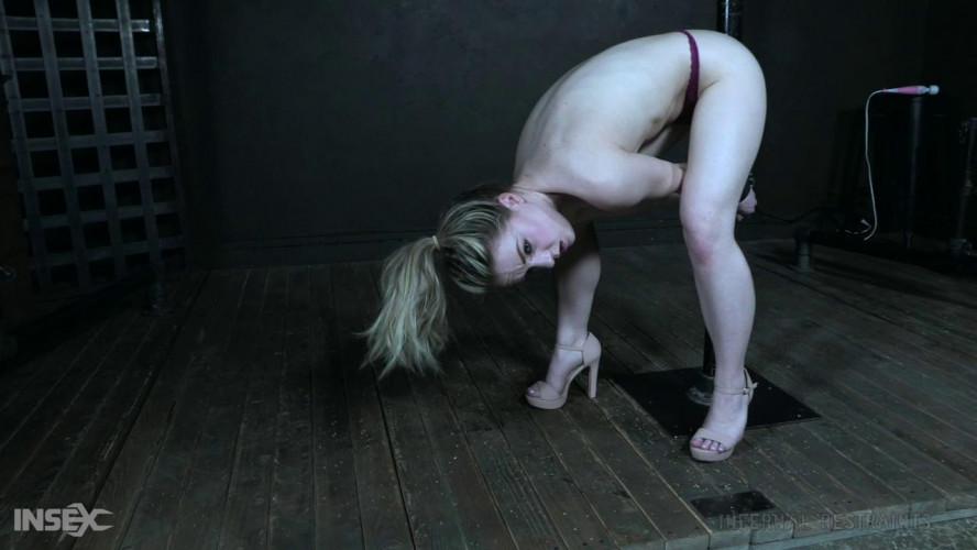 BDSM Kate Kennedy Stressed
