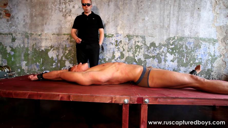 Gay BDSM Slave Vasily - Returned to Correct - Final