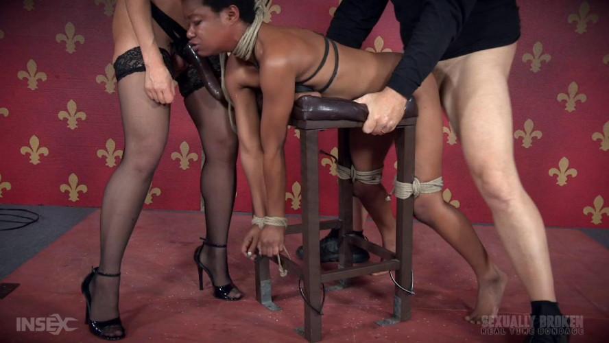 BDSM Kahlista Rope Bound,