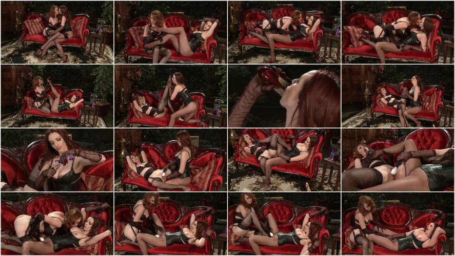 BDSM Kendra James and Emily Marilyn