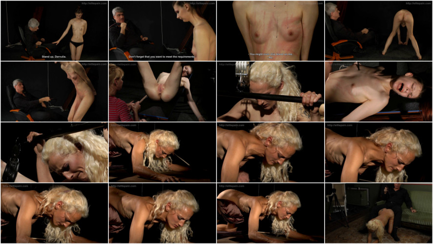 BDSM Life in the Club 14 part 2 HD