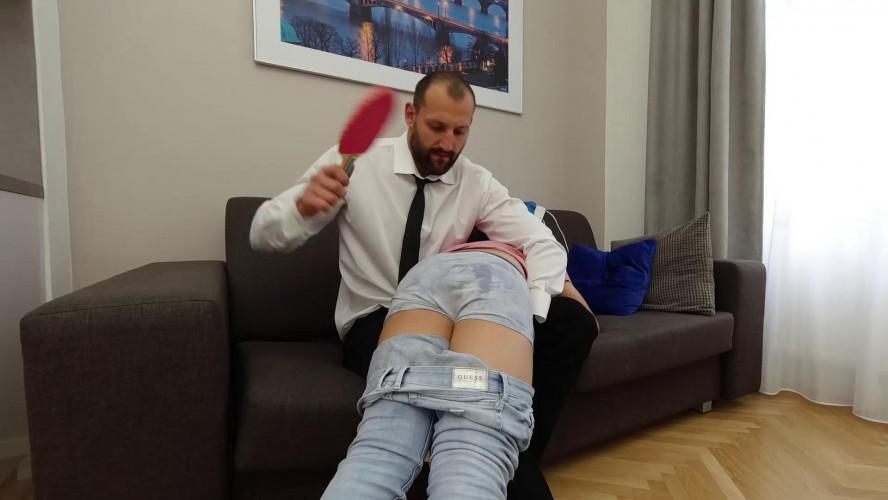 Gay BDSM Lazy Sergio
