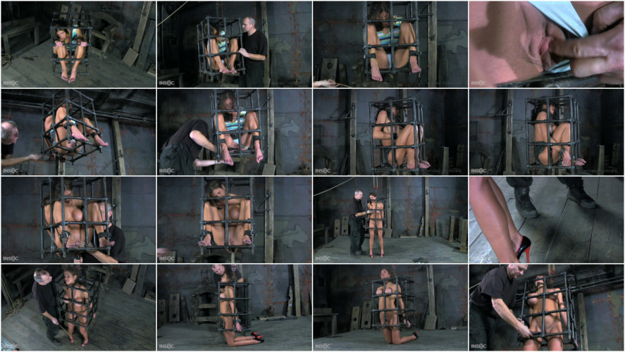 BDSM Infernal Restraints - Butt Slut - Hunter