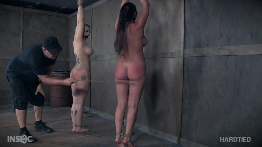 BDSM Nyssa Nevers & Nadia White - Nasty Ladies