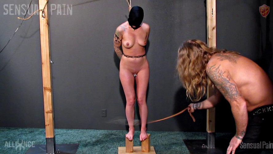 BDSM Abigail Dupree Stilted Pain