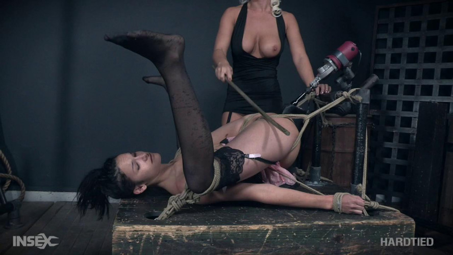 BDSM Eden Sin & London River (Machined