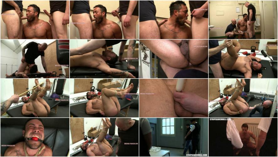 Gay BDSM BreederFuckers - Shane - Session 2