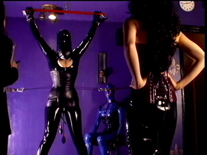 BDSM Latex Ivy Manor Scene 1 - The Beginning