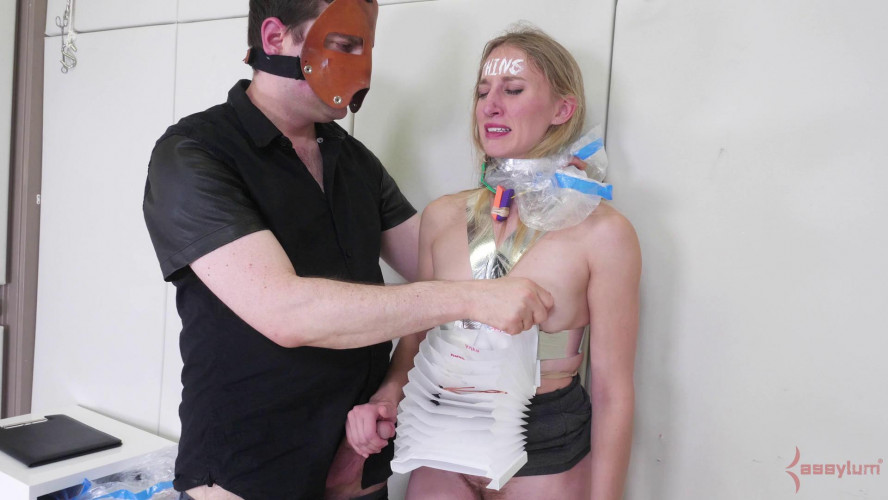 BDSM Anal Office Thing