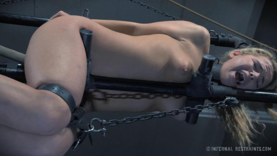 BDSM Alina West Babyfaced