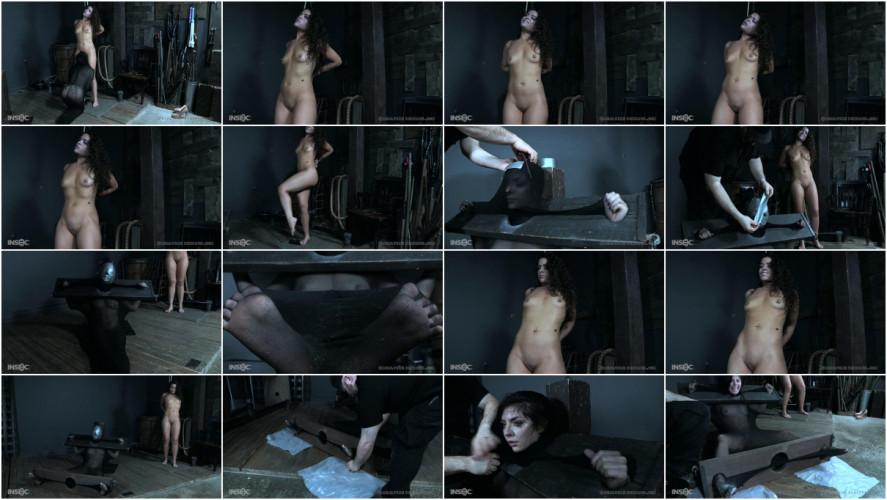 BDSM Keira Croft and Victoria Voxxx get rough punishment