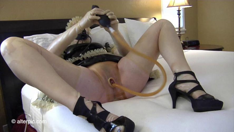 BDSM Latex Alterpic - Master Sadre