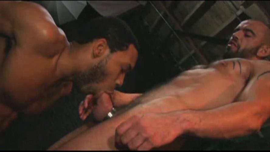 Gay BDSM Raw Extreme sex