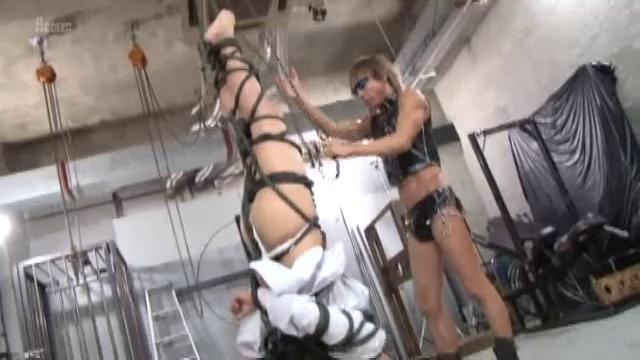 Asians BDSM Black Hole Part 9 - Rope Bondage Torture