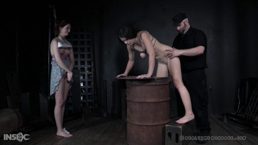 BDSM Humiliation & Tortures For 2 Hot Slaves