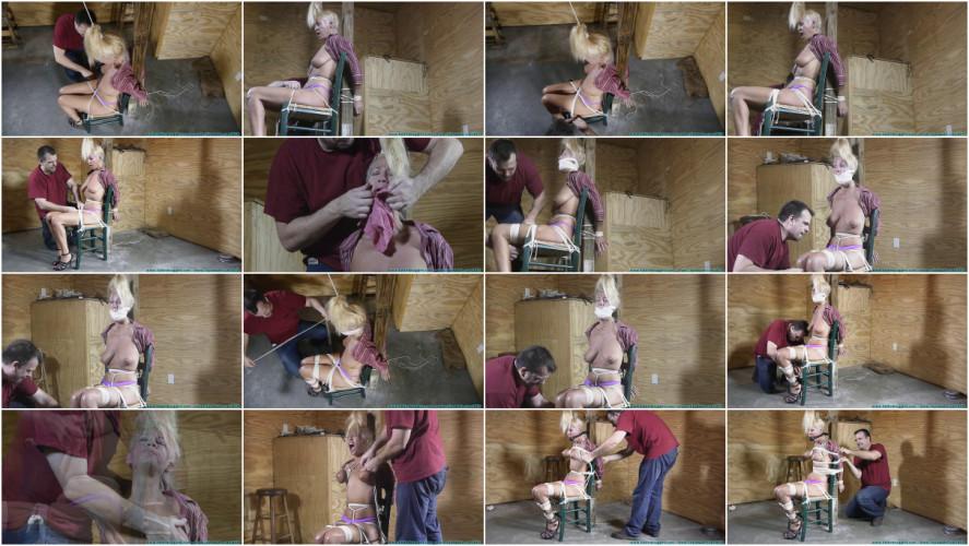 BDSM Amanda fox xchairtied part 2 - HD 720p