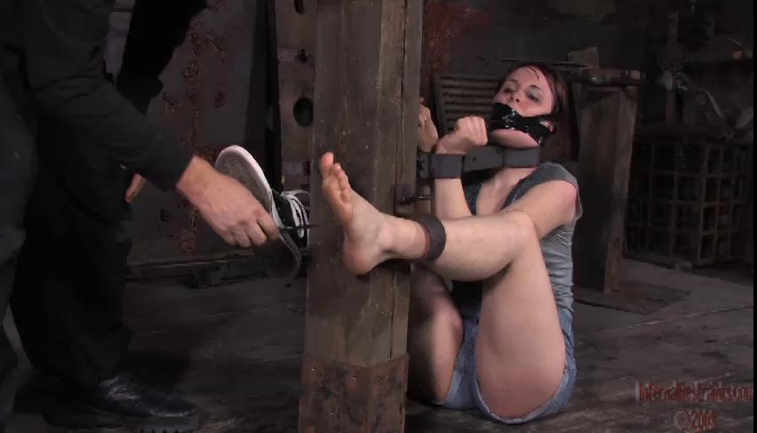 BDSM Infernal Restraints Vip Beautifull New Gold Sweet Collection. Part 5.
