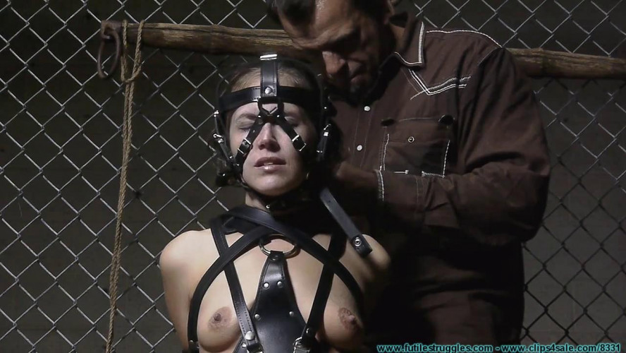 BDSM The Vigilante Turns His Attention Towards Rachel - Pony Girl - Part 1