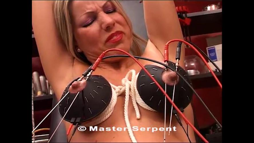 BDSM Beauty Hilde Visiting the Torture Galaxy part 2
