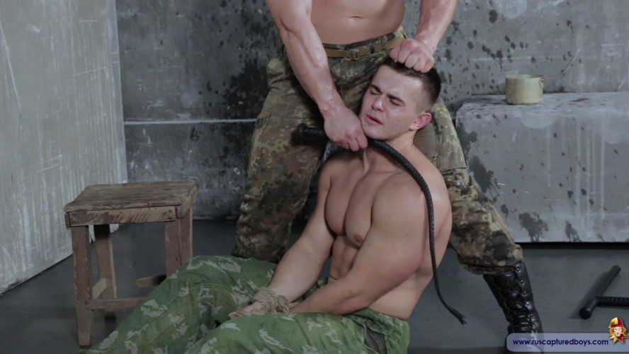Gay BDSM The Military Diversionist Part One (2016)