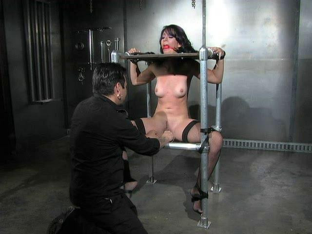 BDSM Perfect New Hot Unreal Gold Collection Strict Restraint. Part 2.