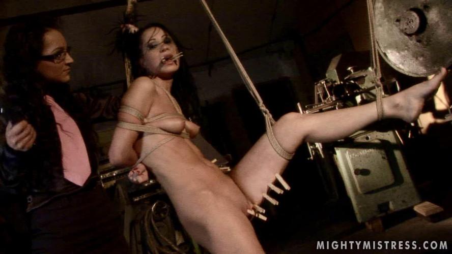 BDSM Mightymistress Nice Gold Beautifull Mega Collection. Part 1.