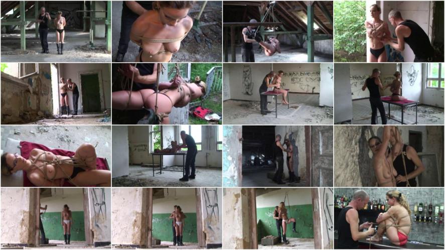 BDSM Tsuri - Bondagekunst