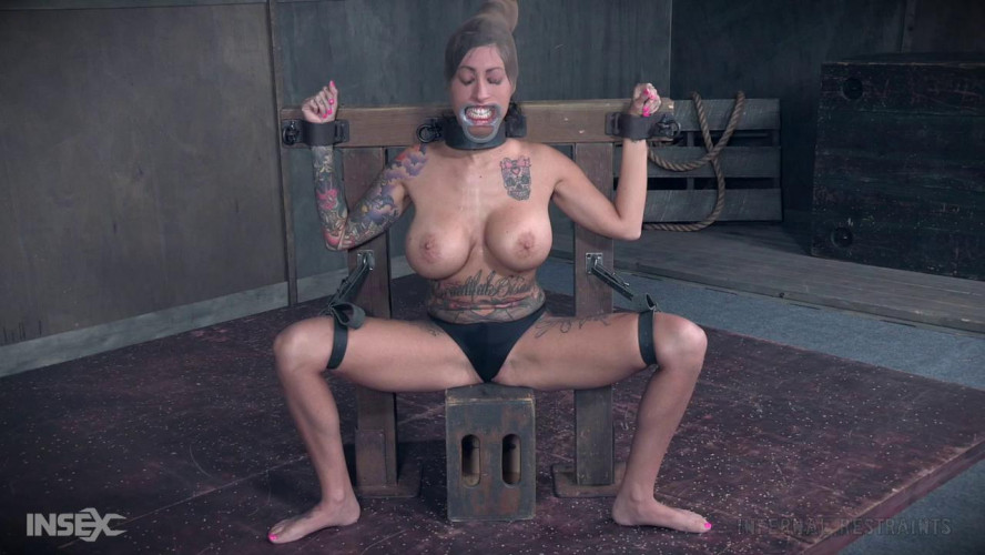 BDSM Big Tits Slave Held Accountable