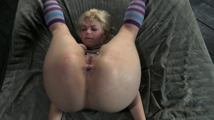 BDSM Alice Frost - Cute blond next door