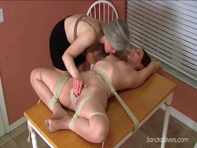 BDSM Having Chrissy for Dinner!!