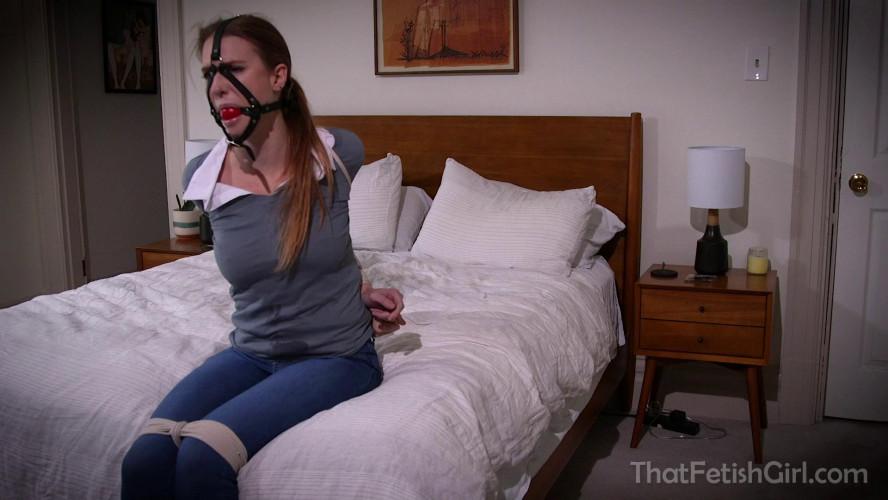 BDSM Paying Her Debt