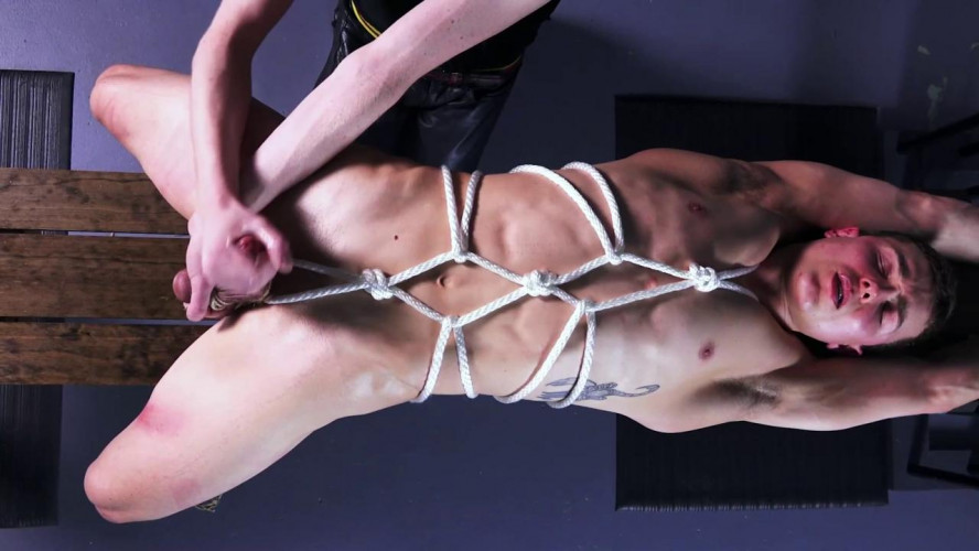 Gay BDSM Jared Stud Returns vol. 9
