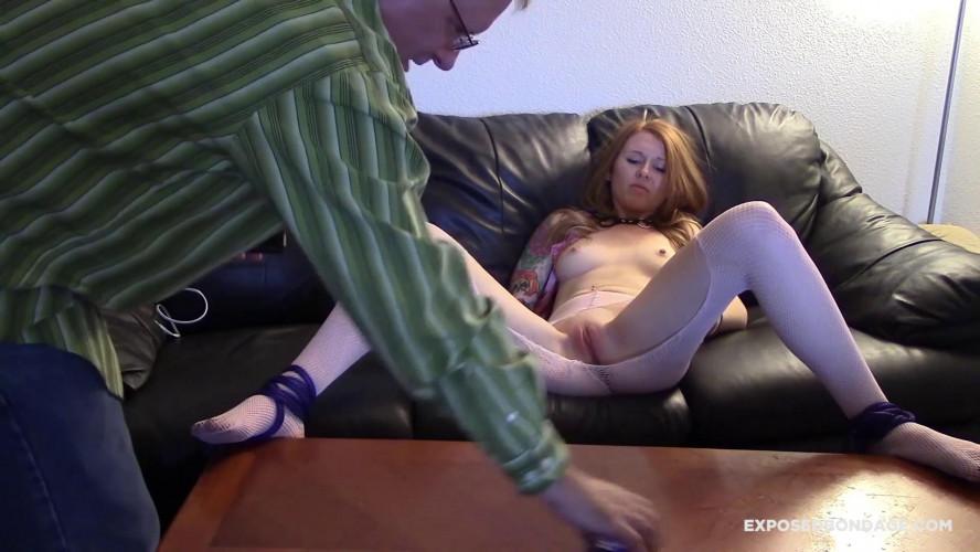 BDSM ExposedBondage - ilana rose bond forced orgasm