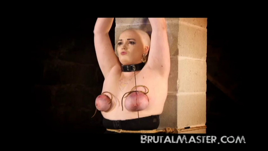 BDSM Skewered Udders from BrutalMaster