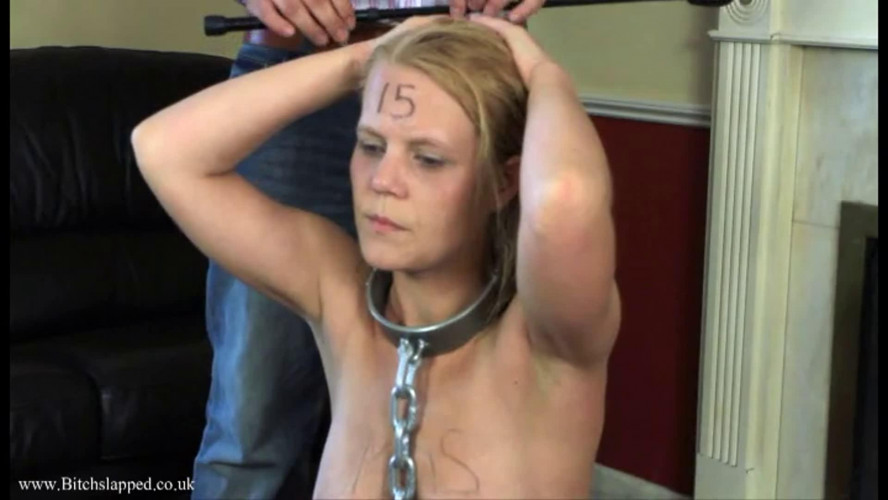 BDSM Hard bondage, domination and torture for hot blonde part 2 Full HD 1080p