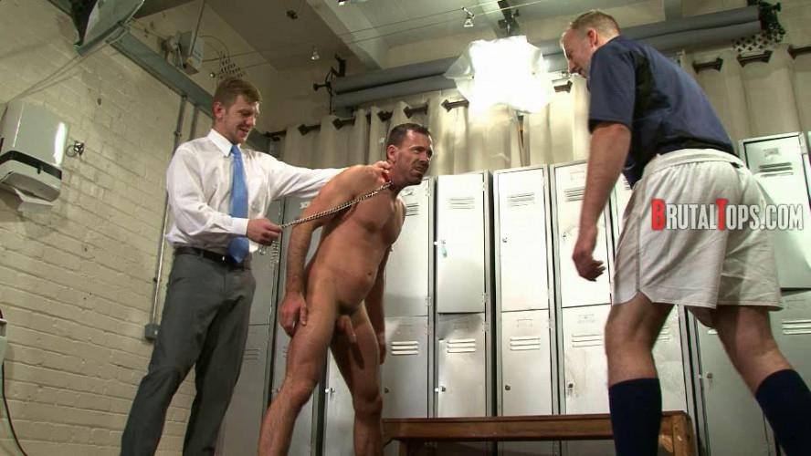 Gay BDSM Session 336 : Master Derek and Master Edward