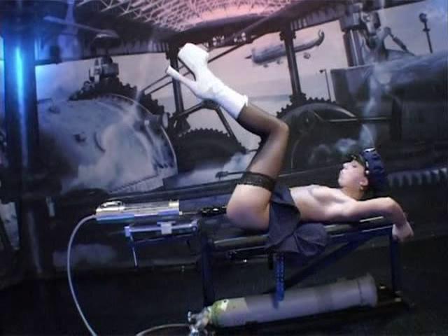 Sex Machines Machine Sex  Scene 2 Mausezahnchen