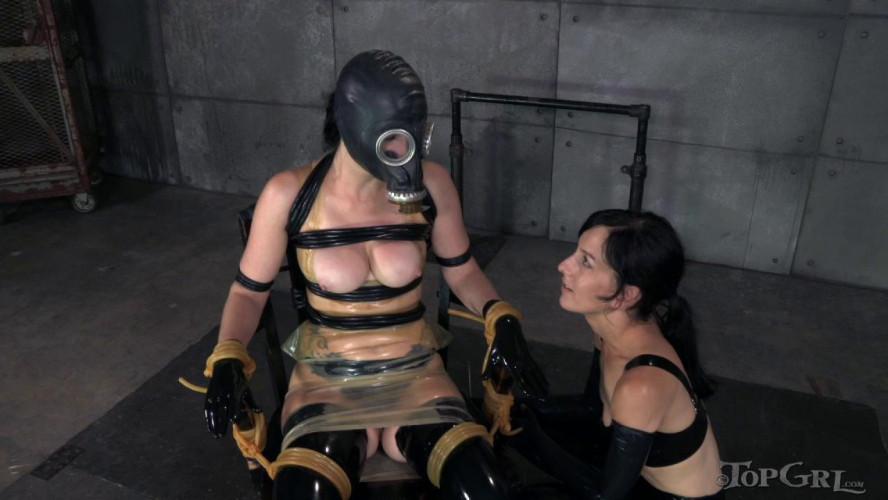 BDSM Latex TG - Veruca James, Elise Graves - A Squeaky Clean