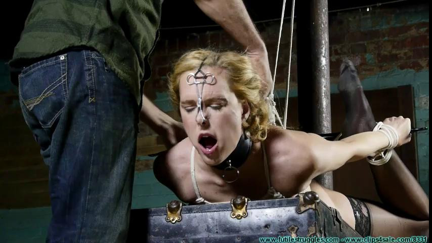 BDSM Slave Position Training For Ariel Anderssen